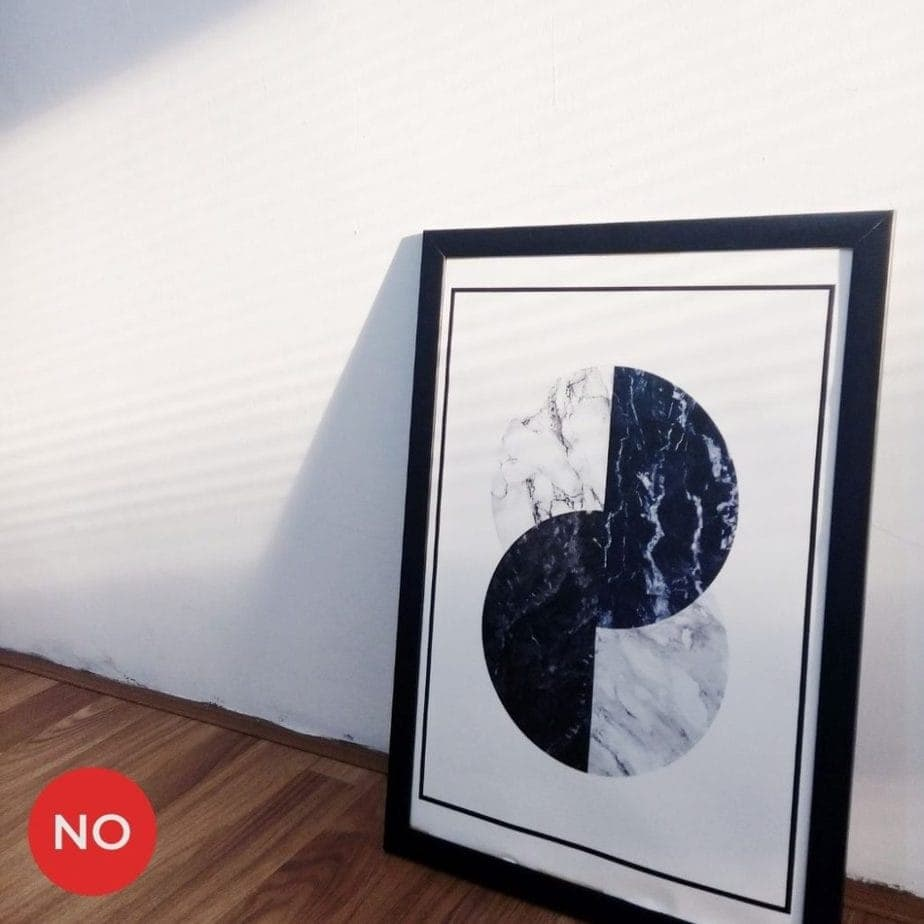 How To Position Art For Listings