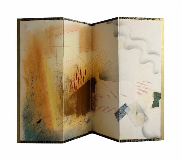 Standing Book: Wave Dynamics (Front) -  1