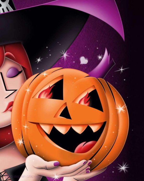 Lucky pumpkin ig b