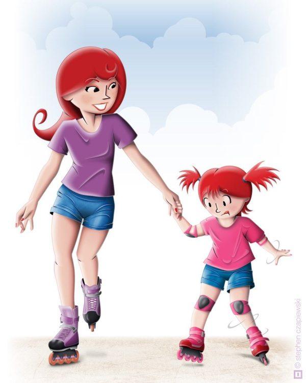 Sally and molly ig