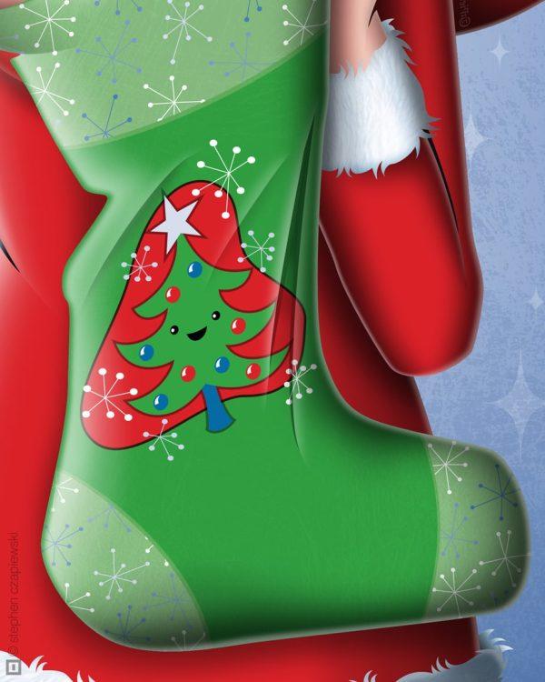Christmas stocking ig 3