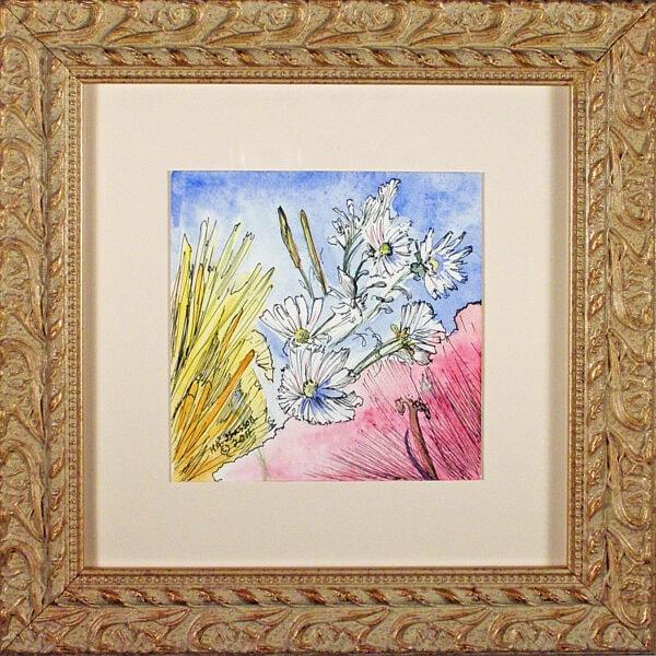 Flower-Dance-X-Watercolor-Painting