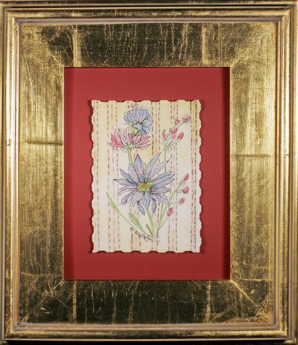 Wall-flowers-iii-floral-watercolor-framed
