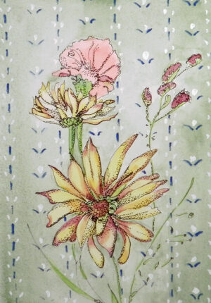 Wall-Flowers-V-Floral-Watercolor