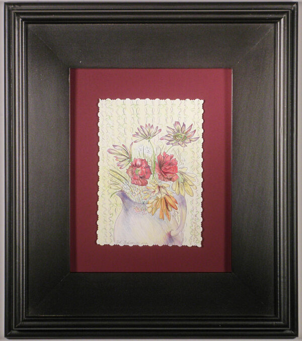 Pitcher-Perfect-I-Color-Drawing-Framed