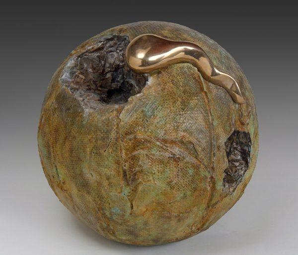 Sculpture, Contemporary Sculpture, Abstract Sculpture, Spherical Sculpture,