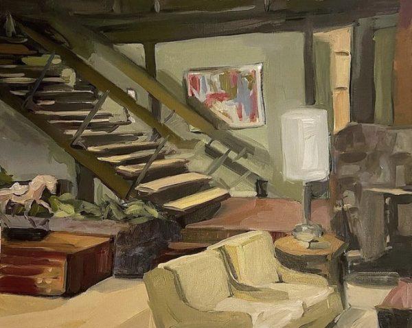 A Very Brady Living Room -  1