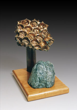 abstract sculpture,