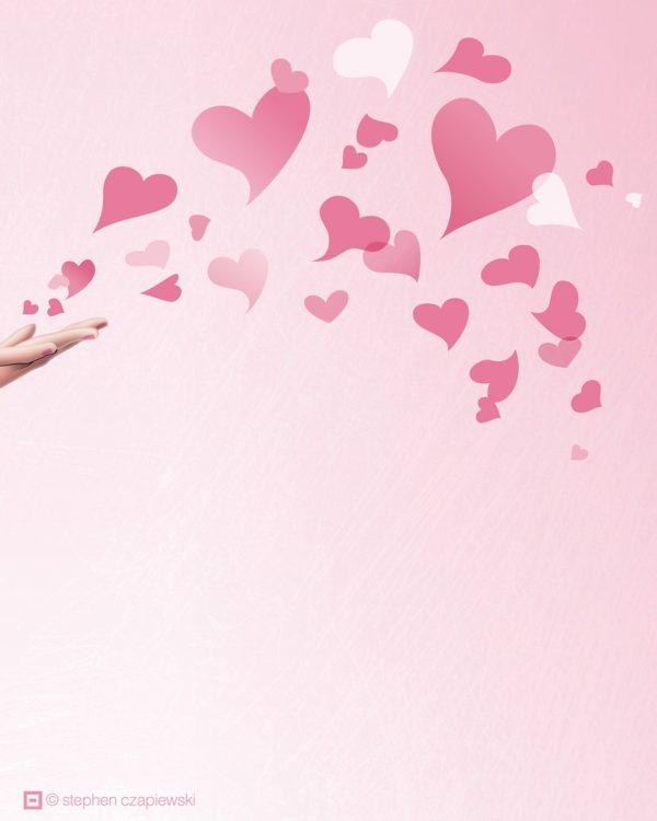 Valentine Kisses - Detail