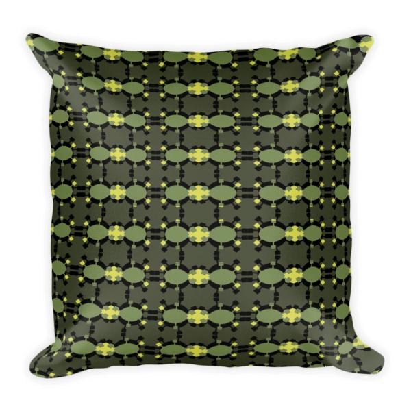 Mid-Centurey Modern Inspired Throw Pillow