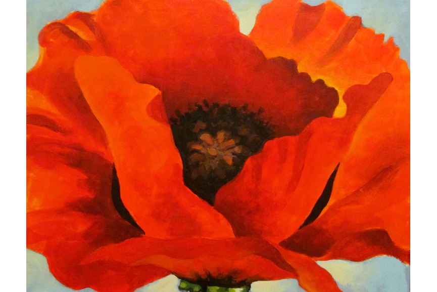 - Famous Floral Paintings 13