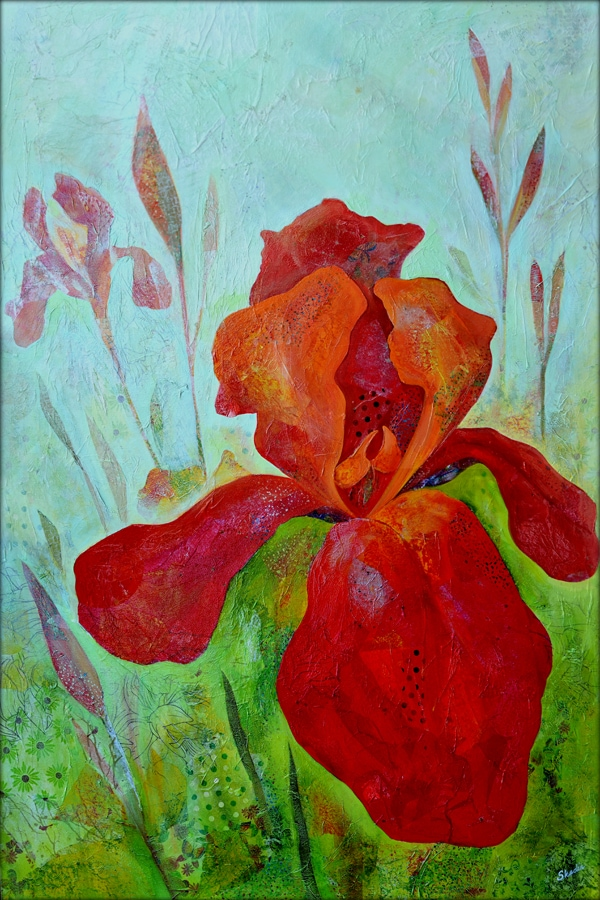 - Famous Floral Paintings 15