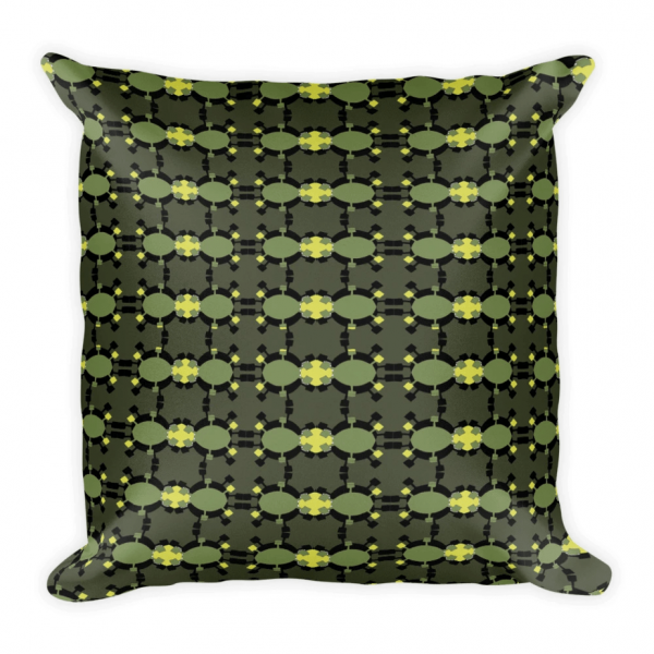 Mid-Centurey Modern Inspired Throw Pillow